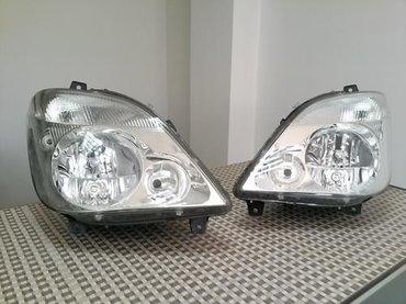 Mercedes Sprinter 906 REX фары в идеальном состоянии 7000с одна, 12000 в Бишкек
