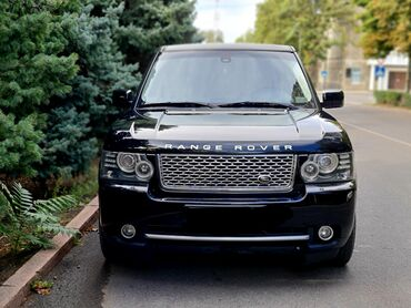 Land Rover - Кыргызстан: Land Rover Range Rover 5 л. 2010 | 148500 км