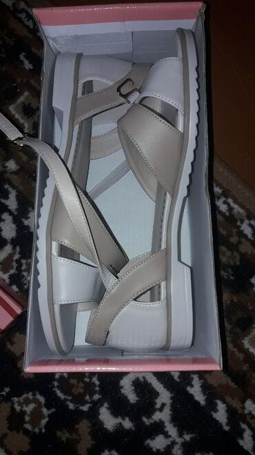 Женская обувь в Кант: БОСОНОЖКИ ЛЕТНИЕсовершенно новые (подошва чистая, не мытая)Размер