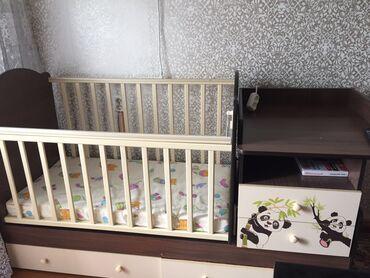 сколько стоит плейстейшен 3 в Кыргызстан: Продаю детскую кроватку почти новая, легла 1 раз и стоит просто так