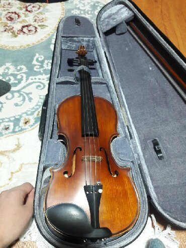Скрипки в Кыргызстан: Продаю скрипку . для детей до 15 лет. Состояние почти новое