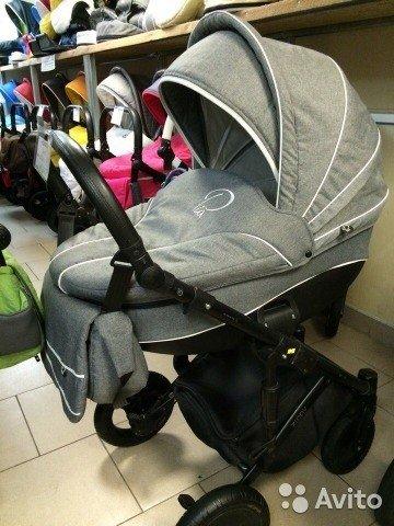 Привозные детские б/у коляски, в Массы
