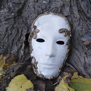 21 elan   İDMAN VƏ HOBBI: Maska. Əl işi