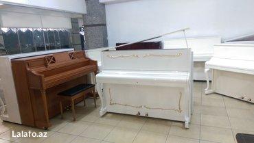 Bakı şəhərində Piano  Gallery   -  meşhur marka pianolar mekanında böyük seçim