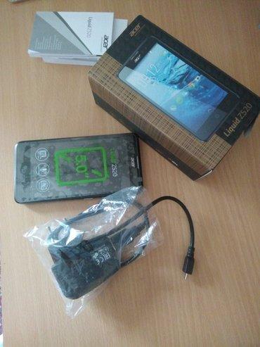 Prodajem ispravan Acer telefon, Model liquid z520. Uz telefon idu - Beograd