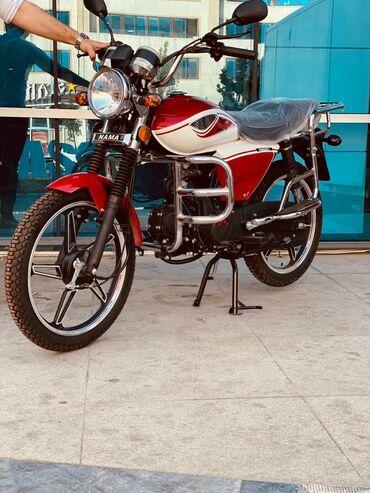 Motosiklet və Mopedler 400 azndan başlayan İlkin