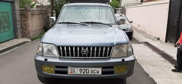 Toyota Land Cruiser Prado 3 л. 2000