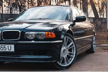 автомобильные шины бу в Кыргызстан: BMW 740 3.5 л. 2000 | 260000 км