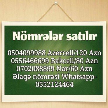 Bakı şəhərində Tecili satilir
