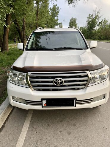 Toyota Land Cruiser 4.5 л. 2011 | 160000 км