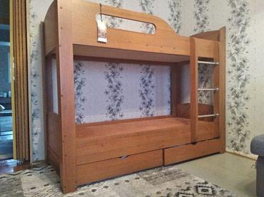 Продаю двух'ярусную хровать. в Бишкек