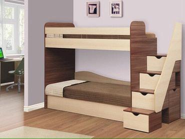 """Двухъярусный кровать """"classic"""""""