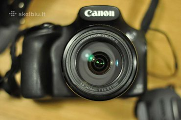 Canon PowerShot SX60 HS. Made in Japan в Бишкек