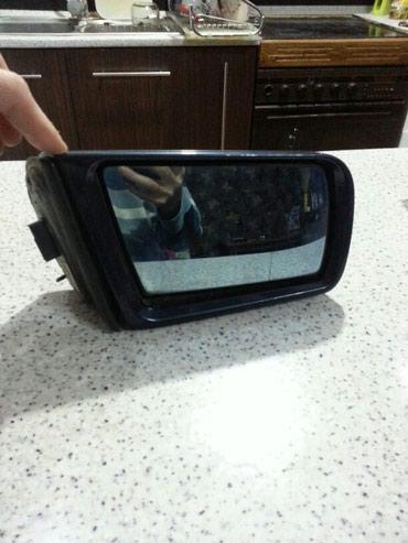 Мерс 210 правое зеркало в отличном в Кара-Балта
