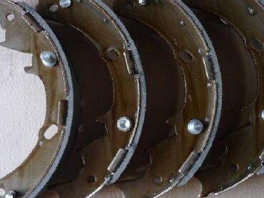 Тормозные колодки вилочных погрузчиков в наличии и на заказ