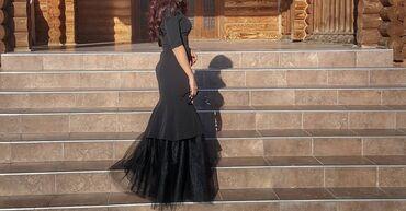11227 объявлений: Продаю черное платье рыбка.Размер на 44-46(на не крупные плечи).Размер