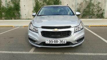 cruze - Azərbaycan: Chevrolet Cruze 1.4 l. 2015   102000 km