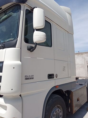 грузовики в Кыргызстан: Даф