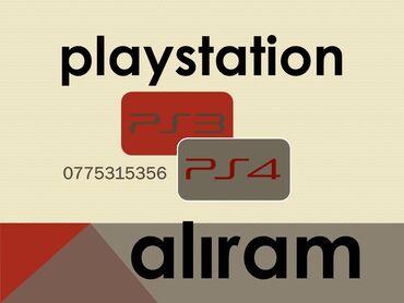 bmw 3 серия 325ti mt - Azərbaycan: PlayStation alıram. PS3 və ya PS4. Slim və ya super slim modelləri