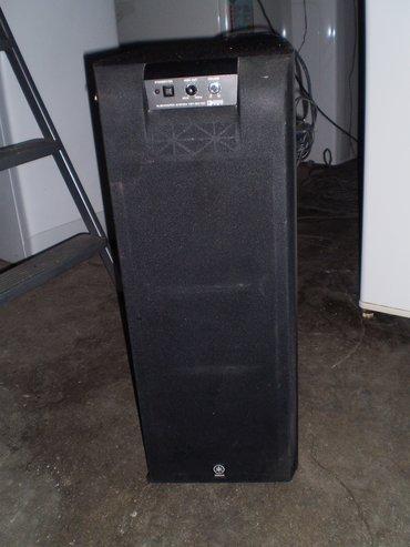 Ήχος - Ελλαδα: Ηχείο yamaha yst-sw160 100w, 50hz, 230 volt, τιμή 200€, συζητήσιμη