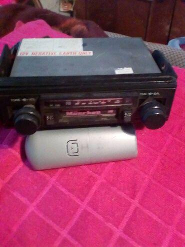 Tuning i styling oprema - Srbija: Auto-radio/kasetofon,nemacki