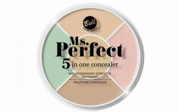 Bakı şəhərində 5 in 1 multitask concealer ms. Perfect bell. No: 01 (польша) 13,80 азн