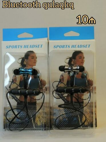 Yeni Model Əla Bluetooth Qulaqcıqlar.İndi Bizdə Dahada Ucuz Qiymətə 20
