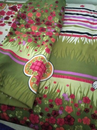 Продаю детское постельное белье. Состоит из простыни и пододеяльника