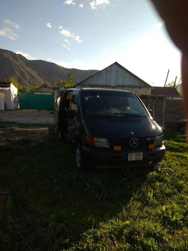 Mercedes-Benz в Боконбаево: Mercedes-Benz Vito 2.2 л. 2000