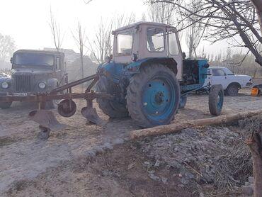 Транспорт - Сретенка: Продаю трактор юмз рабочем состояние