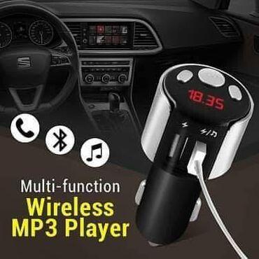 MP3 FM Transmiter Bluetooth usb punjac1300 dinMP3 FM Transmiter