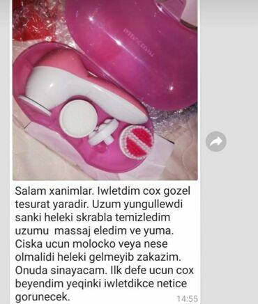 Elektronika Masallıda: Şəxsi qulluq