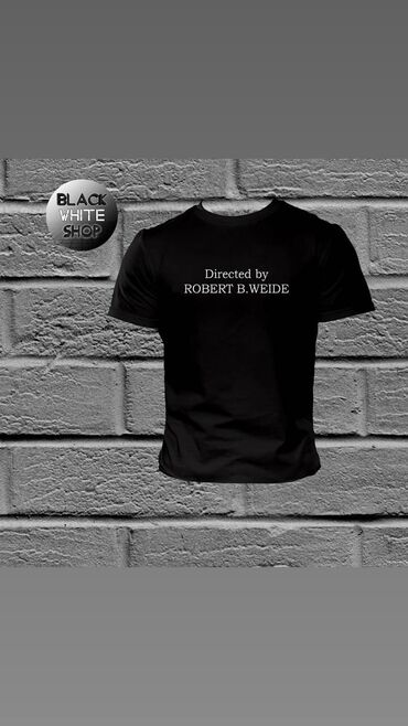 Турецкая футболка с качественным нанесением ⠀  Без катышек и эффекта «
