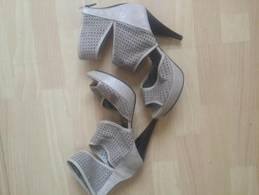Sandale br 40 prelep model - Varvarin