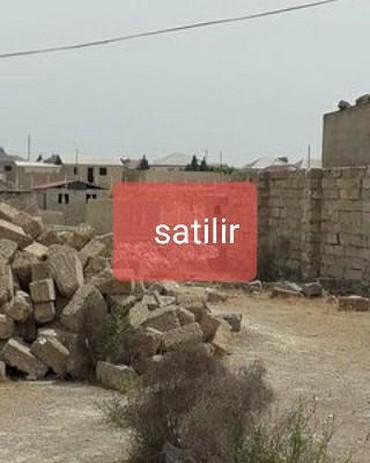 реклама строительства домов в Азербайджан: Продам 32 соток Строительство от собственника