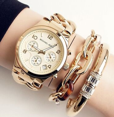 купить часы в бишкеке in Кыргызстан | АВТОЗАПЧАСТИ: Оригинал! Michael kors, были куплены за 18 тыс. В хорошем состоянии. Д
