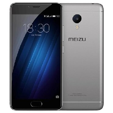 зарядка-meizu в Кыргызстан: Продаю Meizu M3s 32Gb в руке сидит приятно и удобно, эргономичный