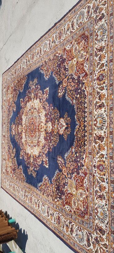 Дом и сад в Ак-Джол: Продаю большой Турецкий ковёр 3×4