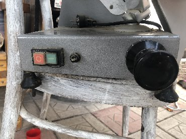 Слайсер ZD-2500B (250 мм)  в отличном состояний  на фото пыль  цена 14