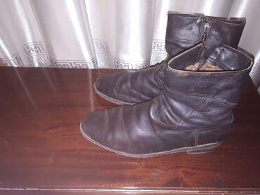 Личные вещи - Полтавка: Продам кожаные натуральные сапоги размер по стельке 33