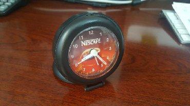 Часы с будильником