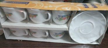 luminarc наборы посуды в Азербайджан: Luminark gehfe desti. 12 neferlik