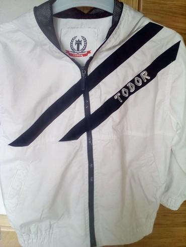 Dečija odeća i obuća | Krusevac: Todor jaknica za prelazni period. Jednom nosena i oprana kao nova,nama