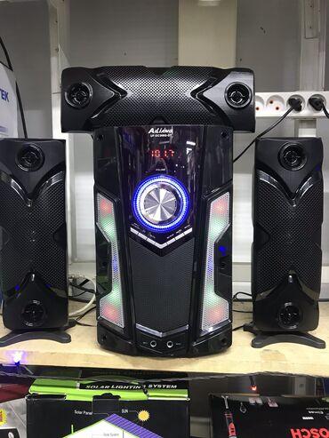 bluetooth-колонка в Кыргызстан: Колонка 3.1  Bluetooth  Радио  USB 12v можно  4500сом