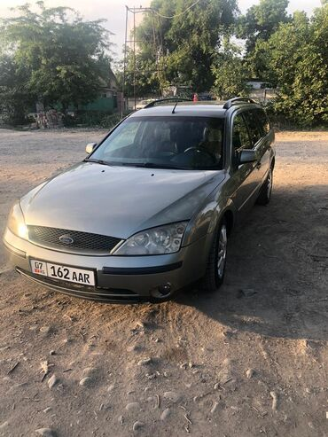 Ford Mondeo 2 л. 2001