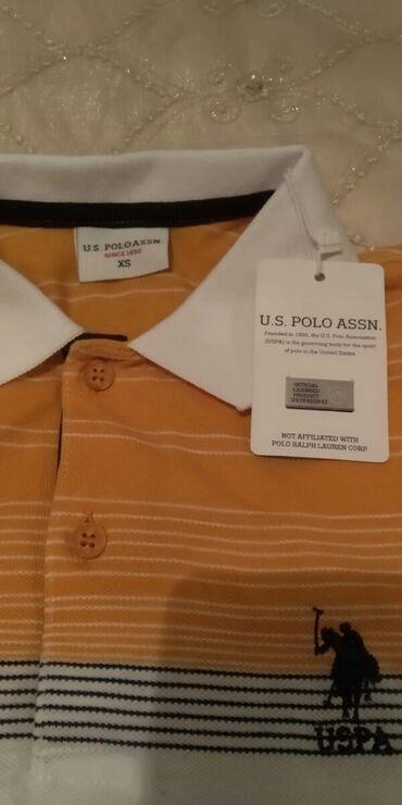 Kişi Geyimləri Sumqayıtda: Essalamun Aleykume U.S.Polo ASSEN firmasina aid olan original