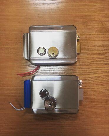 Электромагнитные и электромеханические замки  Продажа и установка  Гар