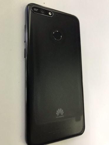 Продаю Huawei Y6 prime 2018 черногоцвета в Бишкек