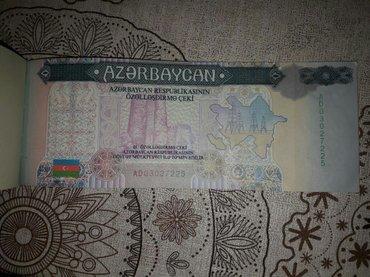 Bakı şəhərində Əskinaslar