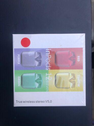 Slusni aparat - Beograd: Bluetooth slusalice Airpods i12 Bele + Sve boje AKCIJAAKCIJA - AKCIJA
